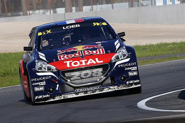 Rallycross-WM in Lettland: 1. WRX-Sieg für Sebastien Loeb