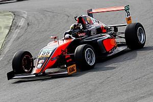 Formula 4 Résumé de course Kami Laliberté termine la saison avec deux podiums à Hockenheim