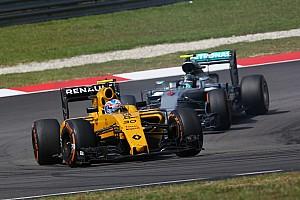 F1 速報ニュース F1初入賞のパーマー「チームは戦略とピット作業で素晴らしい仕事をした!」