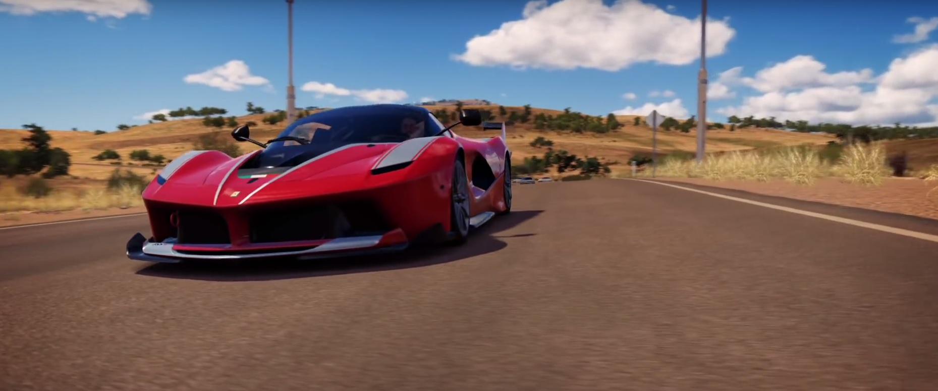 Ez a Ferrari a pokolból jött: FXX K – Forza Horizon 3 (Xbox One)