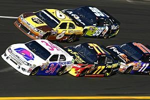 NASCAR BRÉKING
