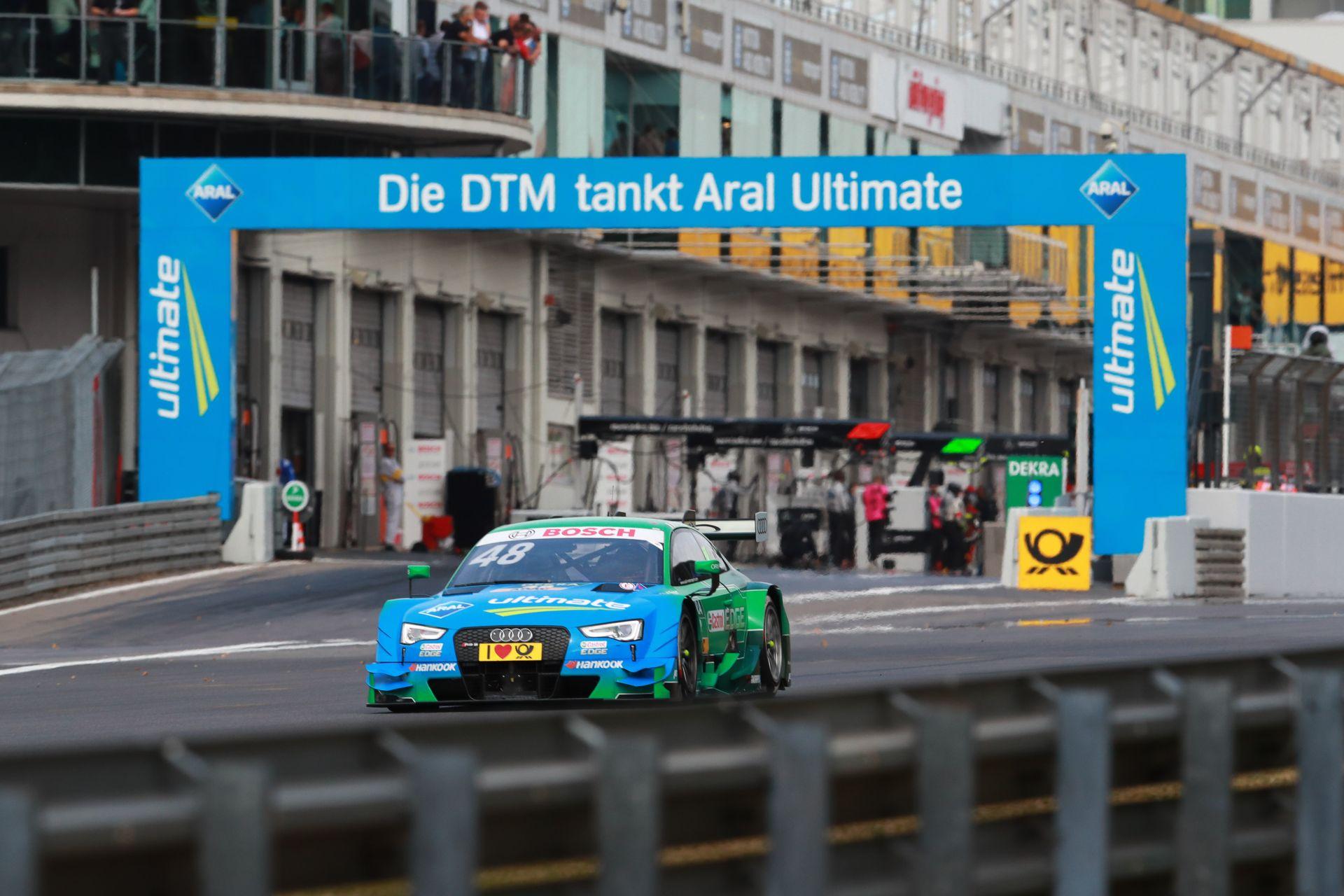 DTM: az Audi tudja, hogy nagyon oda kell tennie magát a Hungaroringen