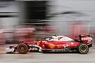 A Ferrari fontos aerodinamikai próbálkozása Sepangból: videón a fejlesztés