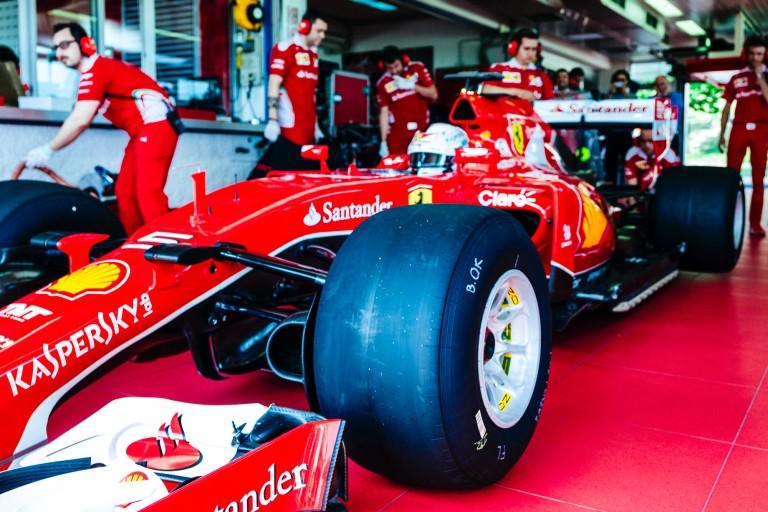 Räikkönen is beszáll a 2017-es abroncsok fejlesztésébe