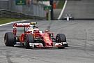 A Ferrari egy hónapja
