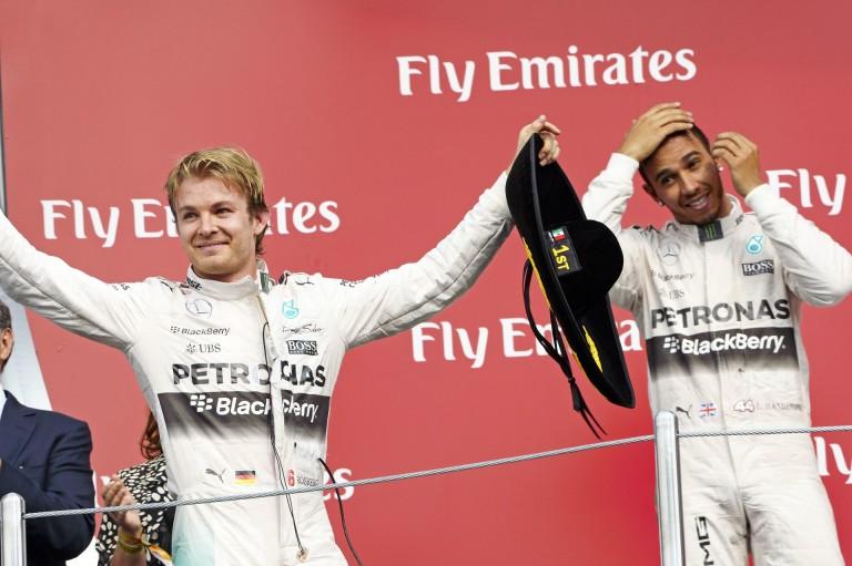 Szavazás: Szerinted Hamilton, vagy Rosberg lesz a bajnok?