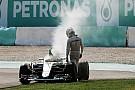 Mercedes: Зв'язку між відмовами двигуна Хемілтона немає