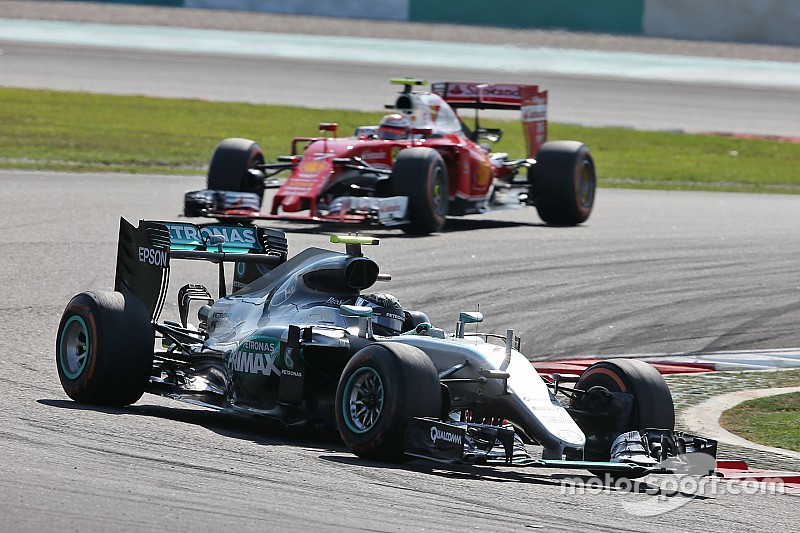 """""""Motorinstellingen dragen bij aan dominantie Mercedes"""", zegt Raikkonen"""