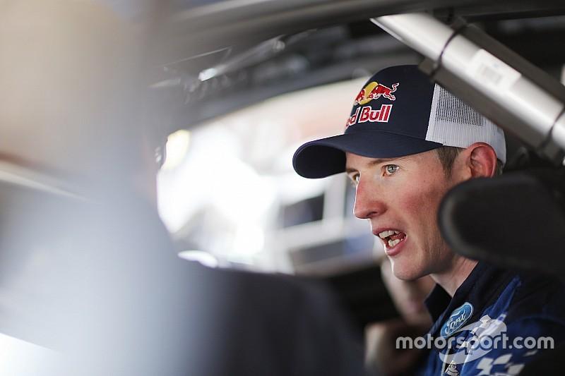 Эванс назвал сезон в WRC 2 пустой тратой времени