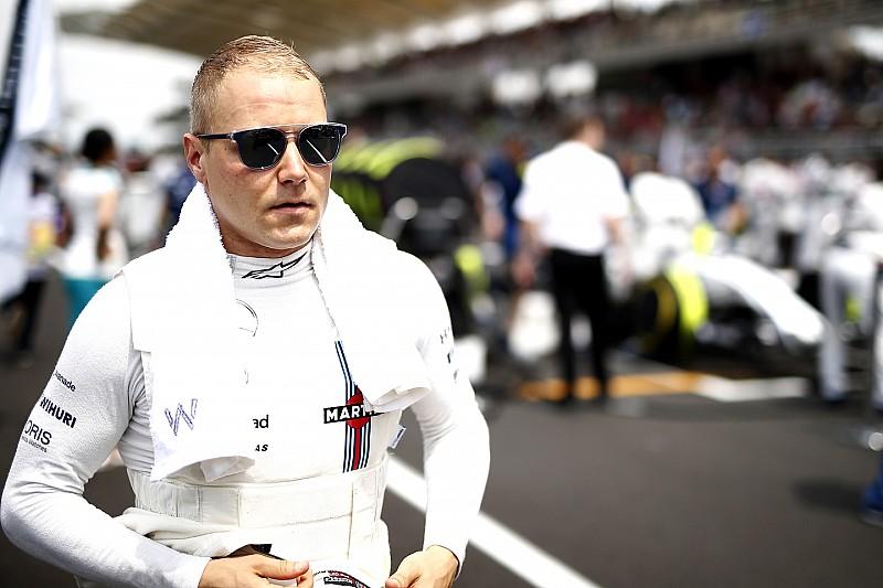 """Bottas agradece consejos y """"trucos"""" enseñados por Massa"""