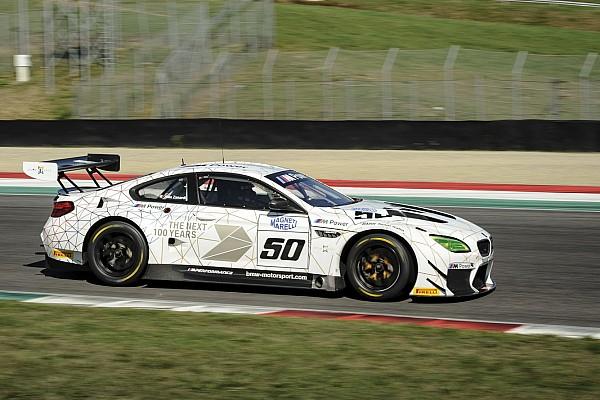 Alessandro Zanardi beginnt Comeback mit Test im M6 in Mugello