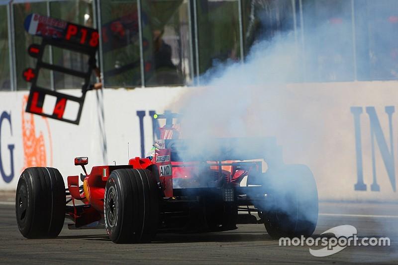 'Siento el dolor de Hamilton, pero las he tenido peores', la columna de Felipe Massa