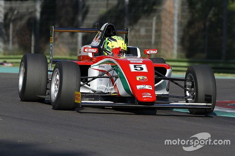 Nach Platz 2 in der Formel 4: Mick Schumacher will 2017 in die Formel 3