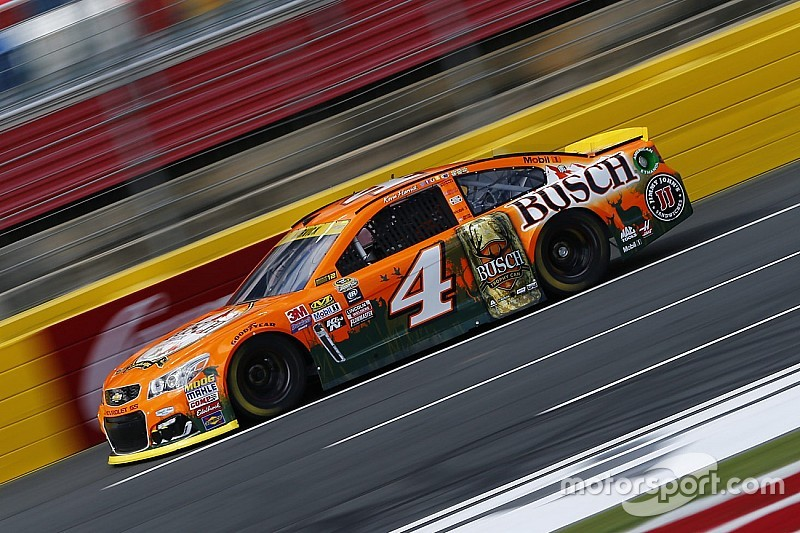 NASCAR in Charlotte: Kevin Harvick beginnt Chase-Stufe 2 auf Pole