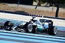 Hamilton y Rosberg probarán los neumáticos 2017
