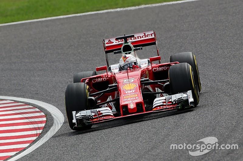 Vettel considera que la penalización no lo afectará