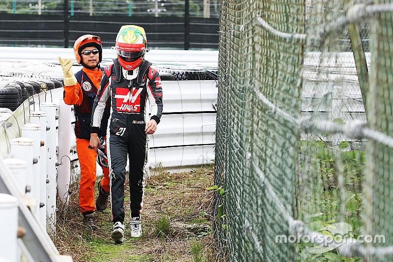 Difícil viernes para Gutiérrez en Japón