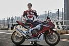 Honda presenta su nueva arma para el WSBK