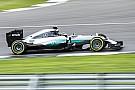 Лоренсо був «дійсно конкурентоспроможним» на тестах Mercedes F1