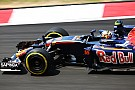 Sainz: Mesin lama hambat progres aero Toro Rosso