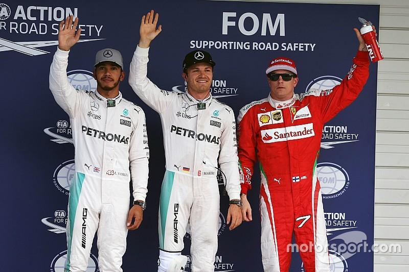 GP Jepang: Rosberg rebut pole position dengan jarak 0,013 detik