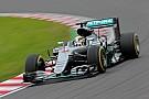 Mercedes esta vez no contó con el extra de potencia en clasificación