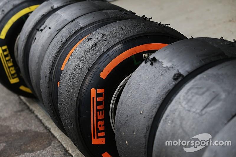 Los neumáticos disponibles de cada piloto para la carrera de Japón