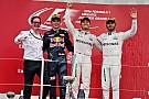 Rosberg dominó en Japón y Hamilton se complicó