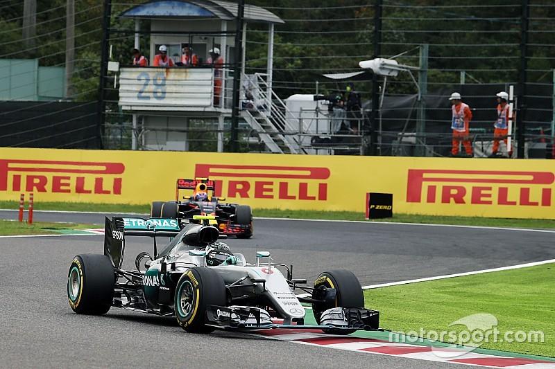 沃尔夫:梅赛德斯在铃鹿赛道取得三连冠的表现令人满意