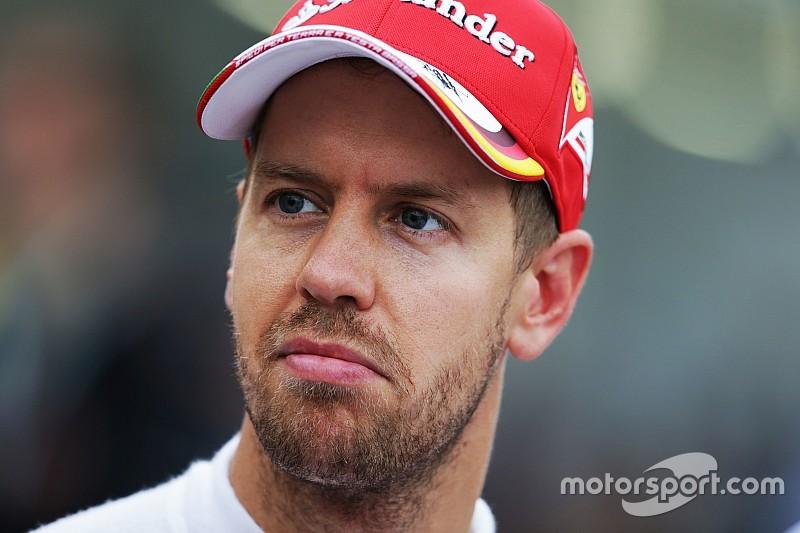 """Vettel difende la Ferrari: """"Le soft? Mi sembrava la decisione giusta"""""""
