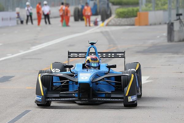 فورمولا إي: بويمي ينتزع الفوز في السباق الافتتاحي للموسم الثالث في هونغ كونغ