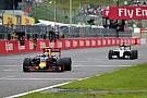 Reclamo Mercedes contro la manovra di Verstappen alla chicane