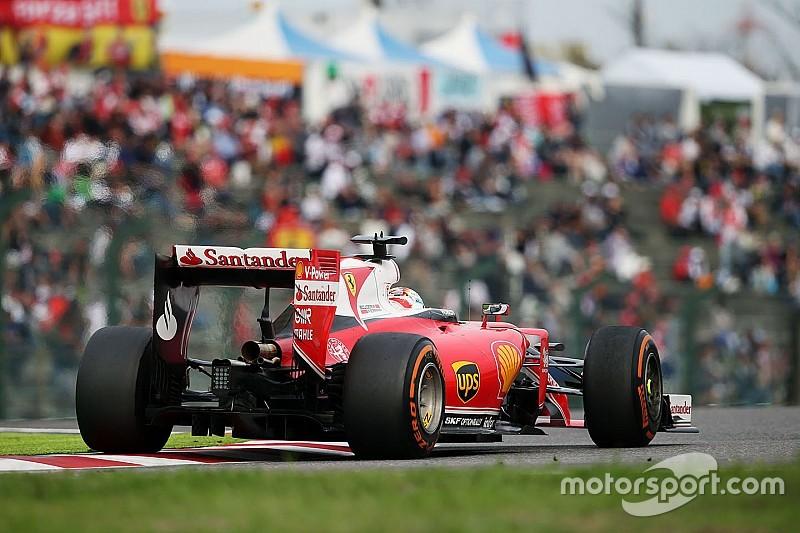"""Horner verrast over strategie Vettel: """"Hij had Max onder druk kunnen zetten"""""""