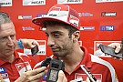 Iannone dipastikan absen di MotoGP Motegi