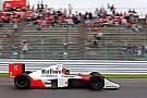 Фотогалерея: Вандорн сів за кермо McLaren-Honda Алана Проста