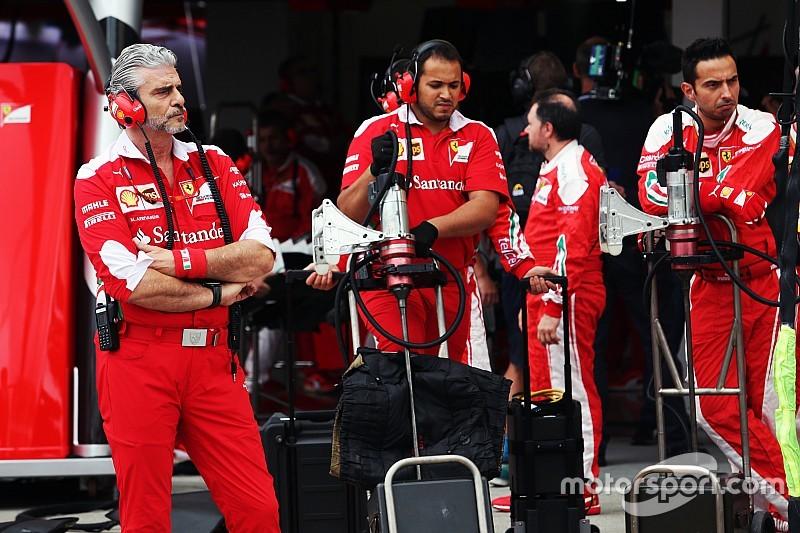 """Балдіссеррі: Ferrari - """"збіговисько боягузів, а не команда"""""""