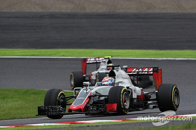 В Haas уверены в прогрессе, несмотря на неудачу в Японии
