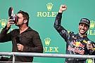 Todas las 'víctimas' de Daniel Ricciardo