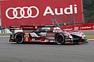 Audi consigue la pole tras una dura lucha en Fuji
