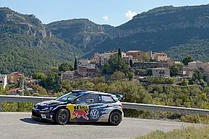 WRC Rennbericht Rallye Spanien: Sebastien Ogier siegt und ist wieder WRC-Champion