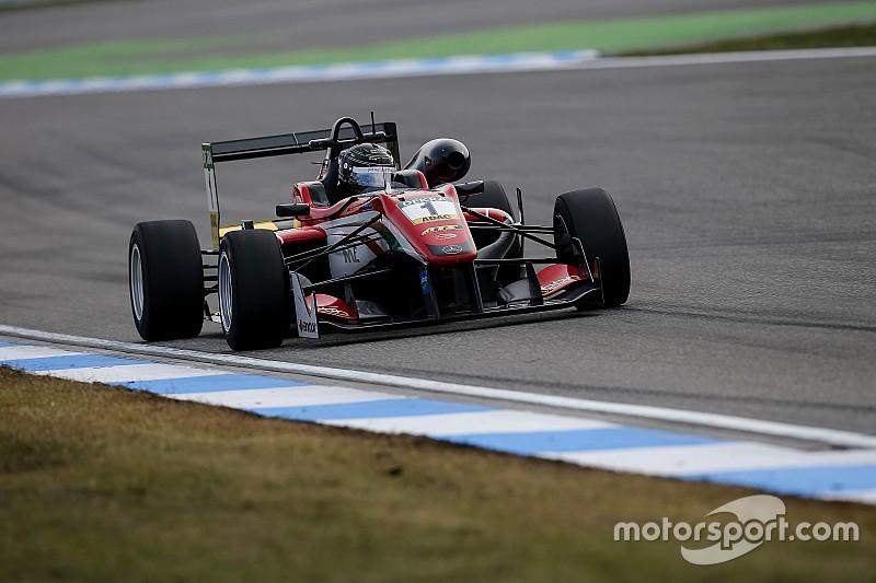 """فورمولا 3: سترول يتجاوز إريكسون ليحرز """"الهاتريك"""" في الجولة الختاميّة"""