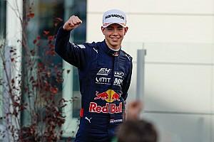 Formule 4 Nieuws Verschoor in stijl naar F4-titel: