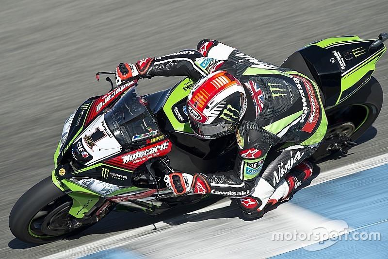 Rea, el más rápido en los test del WorldSBK en Jerez