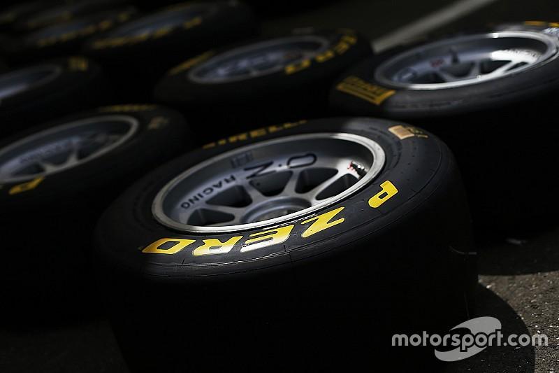 Pirelli объявила выбранные командами составы шин на Гран При Мексики