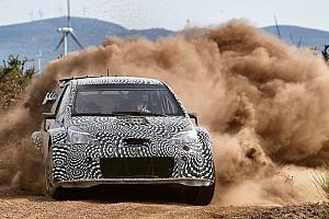WRC News Juho Hänninen: Rückkehr in die WRC mit Toyota