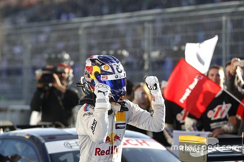 """Wittmann: """"El nivel de los pilotos del DTM es más alto que en F1"""""""