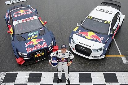 DTM和WRX: 哪座冠军奖杯在埃克斯托姆心中分量更重?