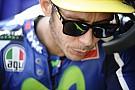 Rossi ne comprend toujours pas sa chute de Motegi