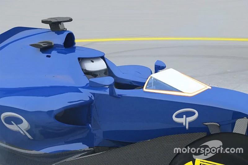Video analyse: Het actieve windscherm voor de Formule 1