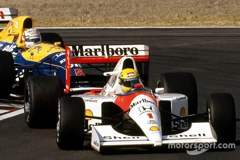 El último título de Ayrton Senna 25 años después